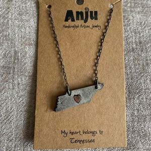 Anju Handcrafted Jewelry TN Necklace